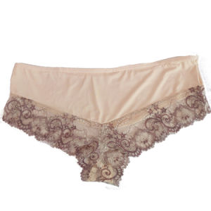 Good Quality Mature Lace Panties Best Sell Brief Thongs pictures & photos