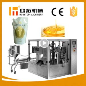 Pouch Packing Machine for Honey pictures & photos
