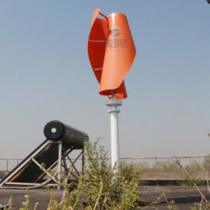 100-300W Vertical Wind Turbine with MPPT Hybrid Controller pictures & photos