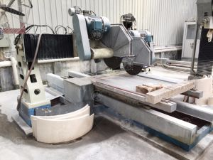 Hkb-41500 Four-Blade Diamond Saw Edge Cut Machine for Column Slab pictures & photos