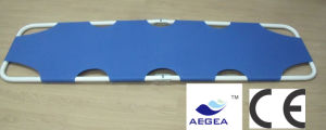 AG-2c4 High Quality Epoxy Coated Steel Folding Stretcher Military pictures & photos