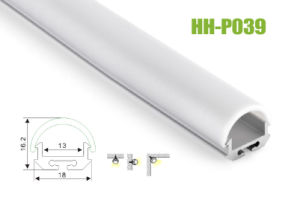 Hh-P039 Surface Mounted LED Aluminum Profiles pictures & photos