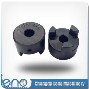 Keyway Bore L095 Jaw Type Flexible Coupling pictures & photos