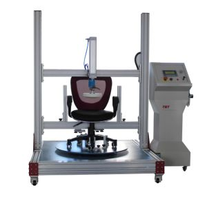 Automatic Chair Swivel Durability Testing Machine pictures & photos