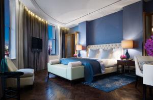 Bedroom Furniture Sets/Guest Room Hotel Furniture/Bedroom Wooden Bed