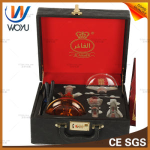 Hot Sale Glass Smoking Water Pipe Tubes Chinese Tobacco Hookah pictures & photos