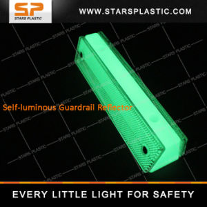 Fluorescent Powder Guardrail Reflector pictures & photos