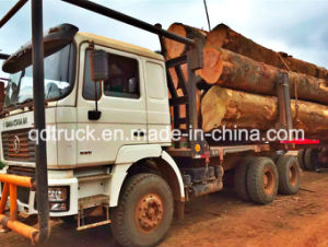 SHACMAN Log trailer, Logging Tractor, Logging truck, Logging trailer pictures & photos