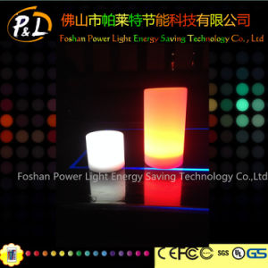 Easter Day Christmas Mini Cylinder LED Table Light pictures & photos