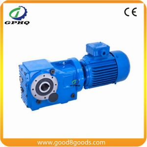K/Ka 50HP/CV 37kw Speed Right Angle Gear Box pictures & photos