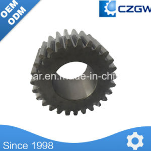 Htd Timing Belt Pulley Gear for Laser Cutting Bed pictures & photos