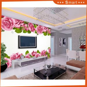 Hot Sales Customized Flower Design 3D Oil Painting for Home Decoration (Model No.: Hx-5-064) pictures & photos