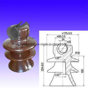 Shf-20yo 20kv Porcelain Pin Insulator pictures & photos