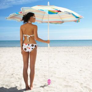 Plastic Beach Umbrella Sand Anchor, for Thin Umbrellas pictures & photos
