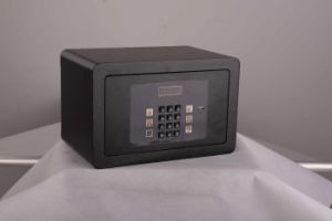 Laser Cutting Hotel Safe Box with Digital Lock (JBG-200RFA) pictures & photos