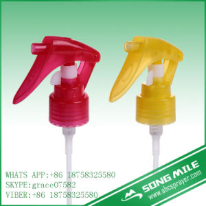 24/410 Mini Trigger Sprayer for Cosmetic Bottle pictures & photos