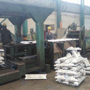 Raw Material High Purity 99.7% Aluminum Ingot pictures & photos