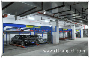 2 Floor Rotary Parking Lift Puzzle Parking System pictures & photos