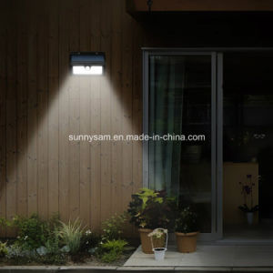 New 20 LED Solar Garden Light with PIR Motion Sensor and Dim Light pictures & photos