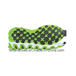 Running Outsole Wear Non-Slip Outdoor Shoes Sole Delicate Damping Sole Processing Customization (FF1227-1) pictures & photos