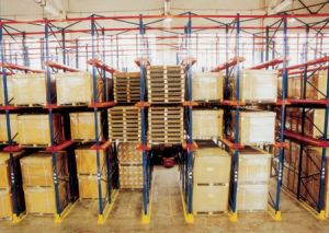 Heavy Duty Warehouse Storage Pallet Racking System pictures & photos