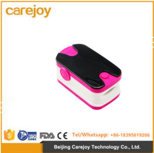 Portable OLED Finger Fingertip Pulse Oximeter SpO2 Oxygen Machine pictures & photos