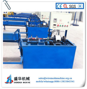 Chain Link Fence Machine (weight of semi-automatic: 1.5t) pictures & photos