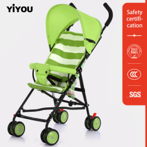 Easy Fold High Quality Portable Baby Buggy Stroller pictures & photos