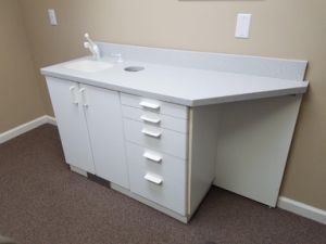 Hospital and Medical Furniture Dental Cabinet pictures & photos