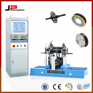 Pulley Rotation Dynamic Balancing Machine pictures & photos