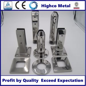 Stainless Steel Balustrade and Glass Spigot pictures & photos