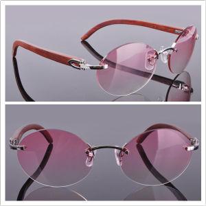 Natural Buffalo Horn Sunglasses Glasses Carter Retro pictures & photos