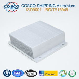 Competitive Aluminum Profile for Heat Sink with Anodizing and Machining pictures & photos