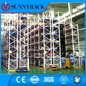 Vna Heavy Duty Warehouse Steel Storage Pallet Rack pictures & photos