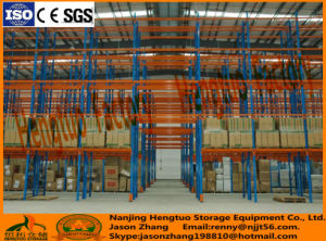 Heavy Duty Selective Racking/ Warehouse Solutions Portable Pallet Racks pictures & photos