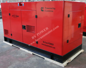 20kw~1000kw Cummins Portable Silent Diesel Power Generator Diesel Engine ATS pictures & photos
