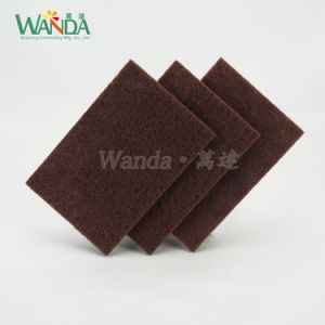 Cleaning Products Cleaning Pad Scouring Pad for Bathroom Kitchen Cleaning pictures & photos
