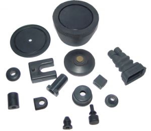 Compression Molding Rubber Parts