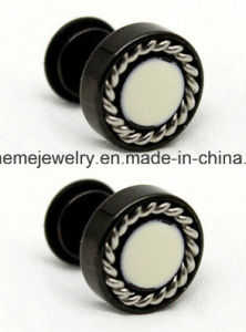 Shineme Jewelry Fashion Stainless Steel Earring Ear Stud (ER2915) pictures & photos