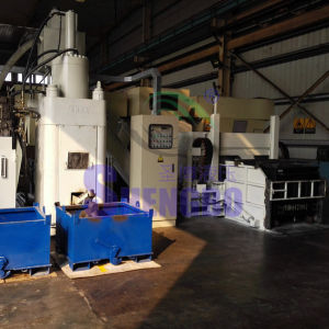 Factory Automatic Metal Powder Briquetting Press (CE) pictures & photos