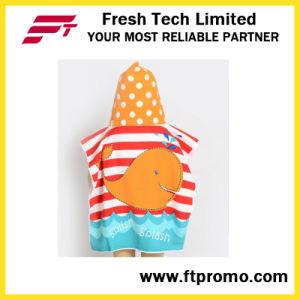 Custom Microfiber Bath Towel Beach Towel for Children pictures & photos
