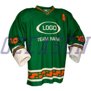 Newest Hockey Jersey Designs Sublimated Blank Ice Hockey Jerseys (H020) pictures & photos
