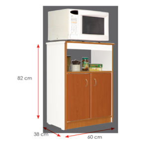 Modern MFC Laminated Cupboard Wooden Kitchen Cabinets (HX-DR444) pictures & photos