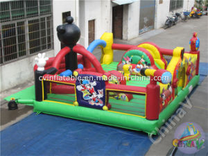 Outdoor Cartoon Inflatable Combo Playground for Kids pictures & photos
