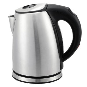 Brushed Finish Stainless Steel Best Electric Water Kettle pictures & photos