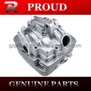 Gn125 Cylinder Head High Quality Motorcycle Parts pictures & photos