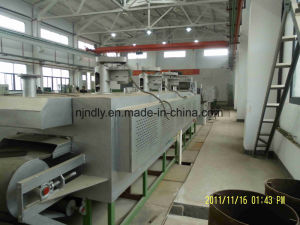 Continuous Mesh Belt Protective Atmosphere Brazing Furnace (Industrial Furnace) pictures & photos