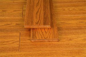 Teak Wood Solid Wood Flooring pictures & photos