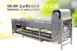 Og-606 Fruit Grading Machine Orange Sorter Onion Grading Machine pictures & photos
