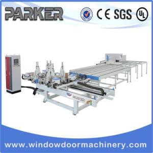 UPVC Welding & Corner Cleaning CNC Machine / Window Door Machine pictures & photos